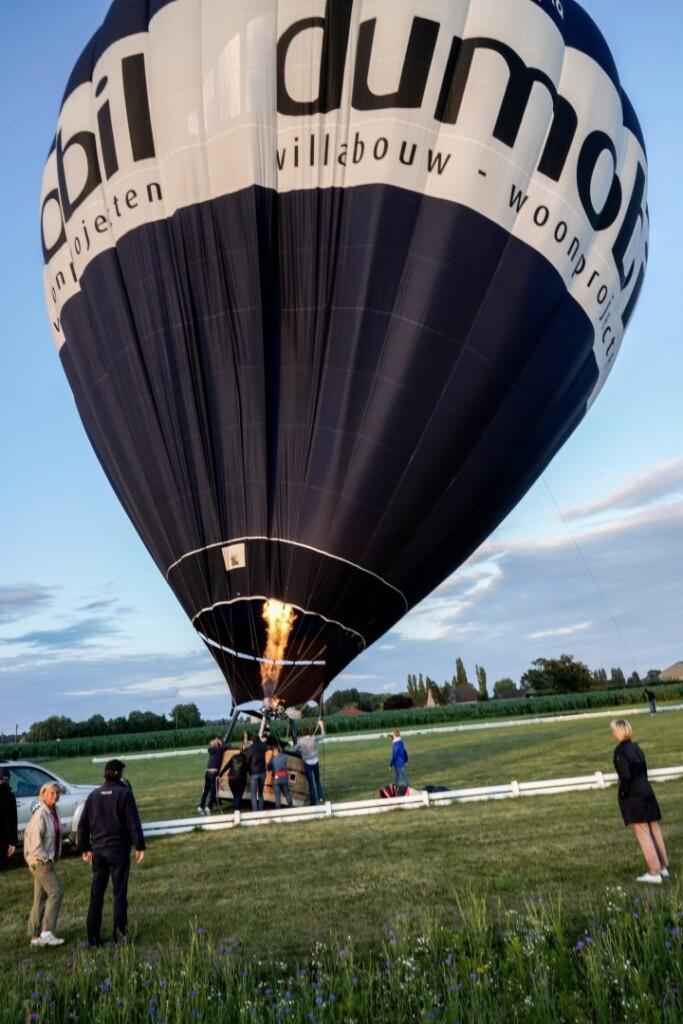 ballonvaart westvlaanderen